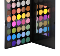 Eyeshadow Pallet Frosted